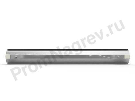 Рефлектор для галогенных излучателей 497x62 мм