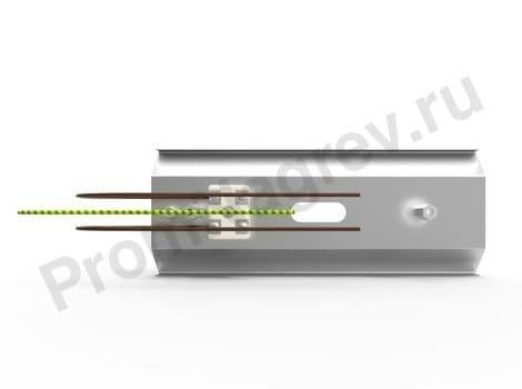 Рефлектор RAS 1 для керамических нагревателей