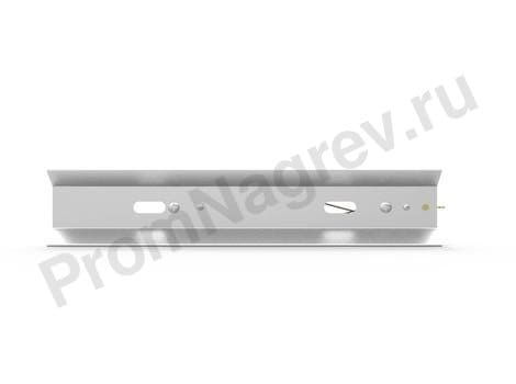 Рефлектор RAS 2  для керамических нагревателей 100x60x504 мм