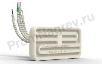 Промышленные инфракрасные нагревательные элементы керамические полые HFEH 125 - 400 Вт