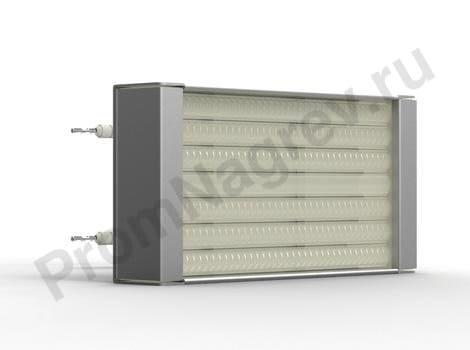 Кварцевый излучатель кассета HQE 123.5x62.5  мм