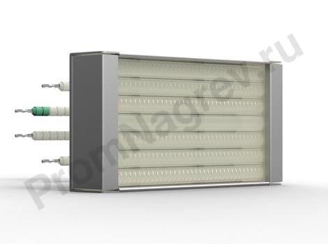 Инфракрасные кварцевые кассеты HQE 150 - 500 Вт, 123.5 x 62.5  мм, встроенная термопара