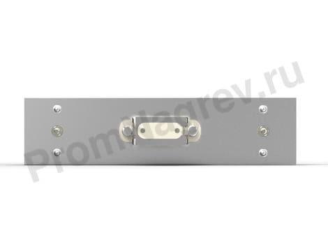 Инфракрасная кварцевая кассета PFQE штепсельное крепление 247x62.5 мм