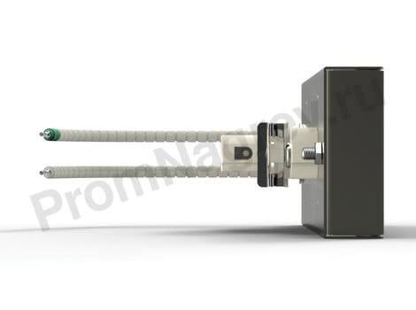 Кварцевый ИК нагреватель кассета крепление штепсель