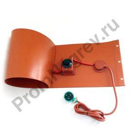 Поясной нагреватель HONG для бочки 20 литров, мощность 350 Вт, 600*125 мм