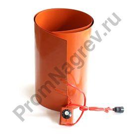Поясной нагреватель HONG для бочки 200 литров, мощность 2000 Вт