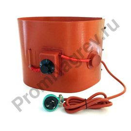 Поясной нагреватель HONG для бочки 50 литров, мощность 500 Вт, 900*125 мм
