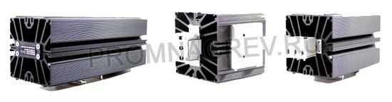 Нагреватели для шкафов автоматики SH 60 -150 мощность 60-150 Вт