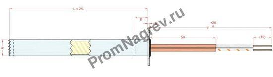 Отвод упорная шайба с отверстием для крепления диаметром от 6,5 до 25 мм, тип T7