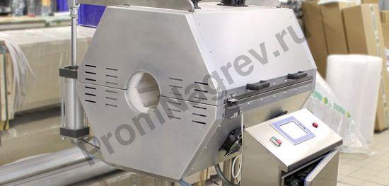 Инфракрасная туннельная сушка для синтетических материалов