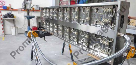 Инфракрасная панель для системы промышленного производства