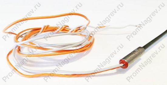 Спиральный нагреватель прямой 225 Вт/230 В, сечение 2.2 х 4.2 мм, без тп