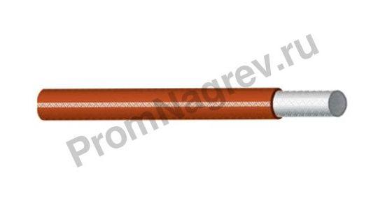 Термостойкий кембрик силиконовый V3 красный