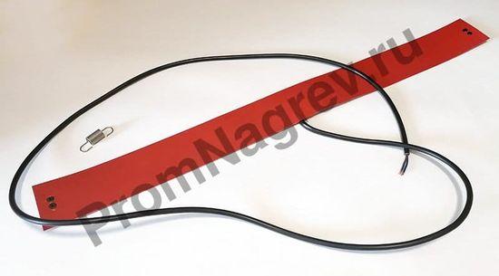 Нагревательный элемент для бочек 60х640 мм, 180 Вт/230 В, провод 1500 мм