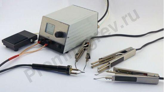 Устройство импульсной пайки и снятия изоляции проводов БИС-125