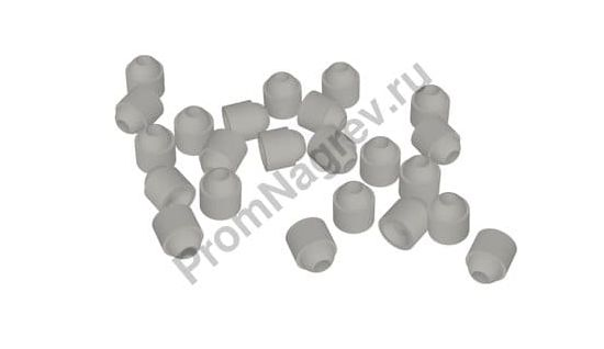 Изолирующие керамические бусы