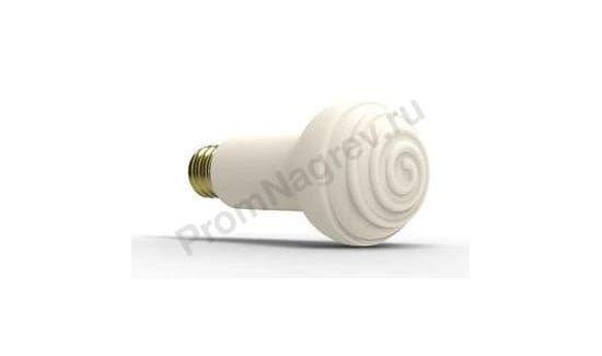 Инфракрасная лампа греющая ESEB 60 Вт и 100 Вт, ø 65x140 мм