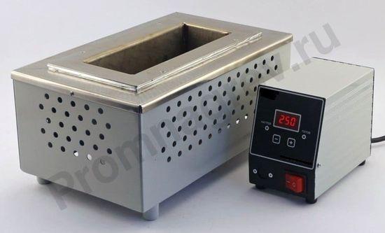 Паяльная ванна с цифровым регулятором температуры 200х75 мм 900 Вт