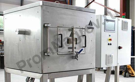 Инфракрасная промышленная печь для исследований в сфере космонавтики