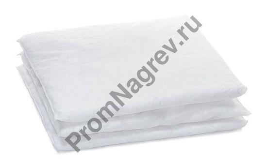 Впитывающие подушечки для масла и нефти, размерами 46 на 46 см, 16 штук.