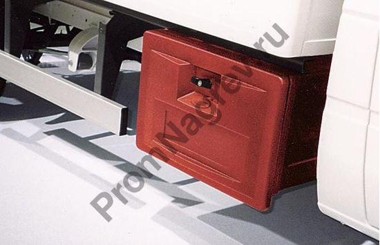 Набор сорбентов в коробке пластиковой для крепежа на транспорт.