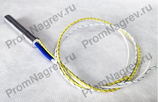 Патронный нагреватель 16 x 84 мм, 350 Вт/230 В, провод