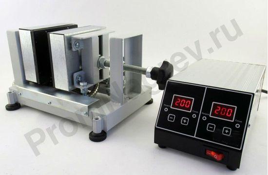 Нагреватель двойной вертикальный Ц20-2Т 100