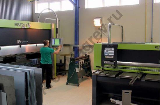 Промышленный кварцевый инфракрасный обогреватель Vulcan 9000 Вт, обогрев склада и цеха