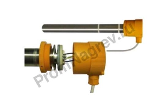 Модульный нагреватель серии E для гальванических ванн диаметр 44,5 мм