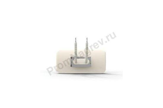 Керамический излучатель вогнутый HTE 125 - 500 Вт