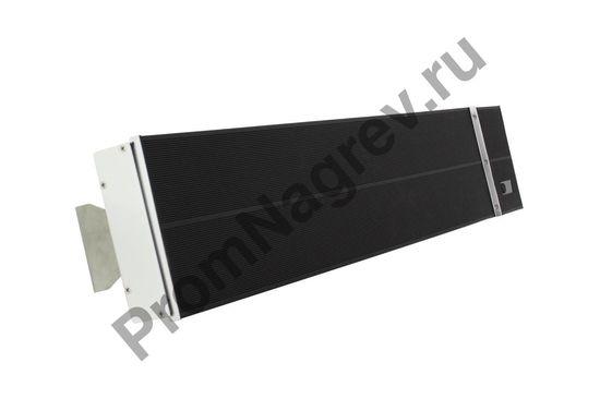 Инфракрасный обогреватель FS-2600, черный корпус, мощность 2600 Вт, на пульте управления