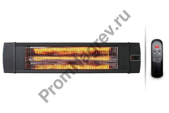 Карбоновый инфракрасный настенный обогреватель FM-2000, дистанционное управление, 2000 Вт