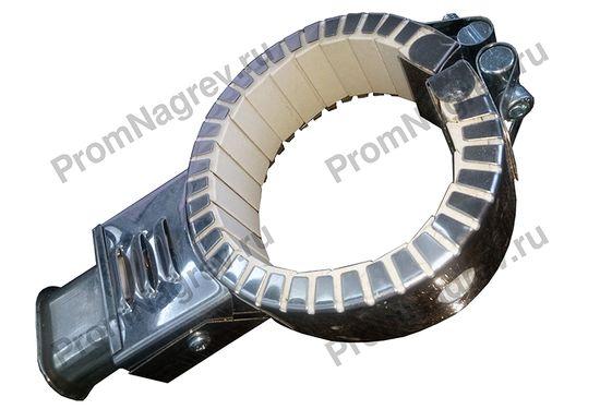 Керамический нагреватель кольцевой хомутовый
