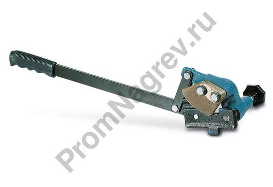 Ручной ключ для открывания крышек стальных бочек с рычажным принципом действия
