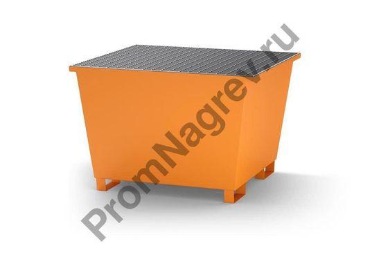 Локализатор розлива базовой с решёткой, вместимость. 1 еврокуб