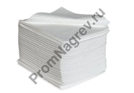 Двести эконом-салфеток одинарных, легких, размерами 40 х 50 см.