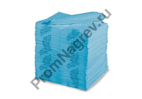 Двести тонких премиум-салфеток, трехслойных, 40 х 50 см.