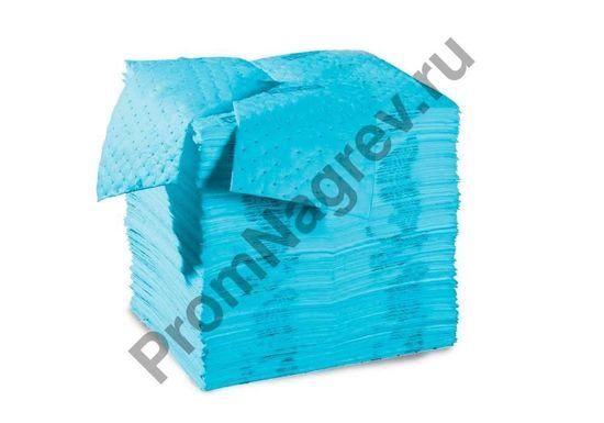 Высокий уровень сцепления жидкости с материалом обеспечивает надежное удержание поглощенной жидкости внутри сорбента.