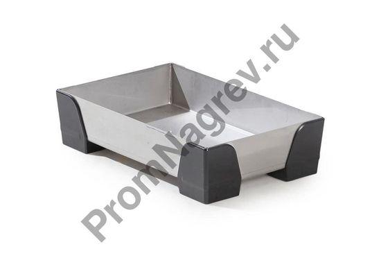 Нержавеющая высококачественная сталь. лоток сточный на пять литров.
