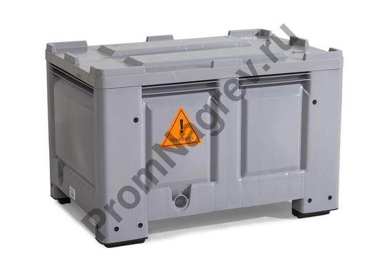 Коробка защитная под автопогрузчик, с большим содержанием сорбентов и гранул.