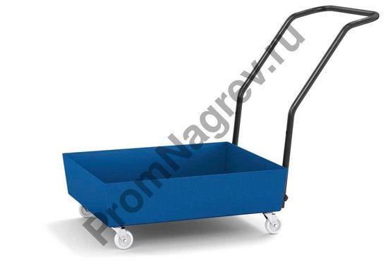 Поддон на колесиках под шестидесяти литровую бочку, без решётки