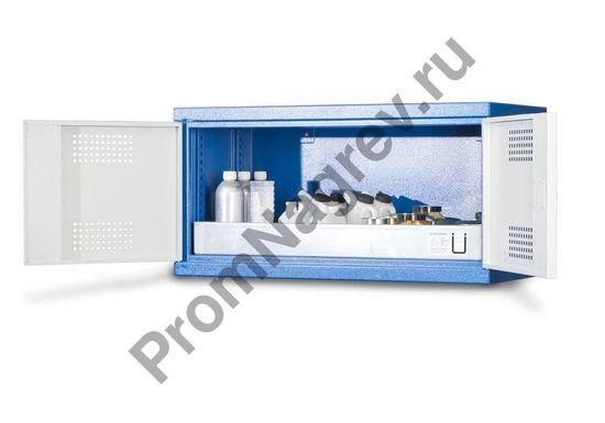 Подвесной мини-шкаф для химикатов, с шириной 1000 мм, CS 100.