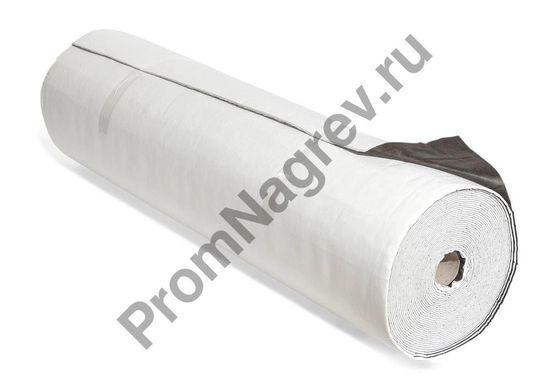 Рулон флизелинового сорбирующего материала для использования вне помещений (масла/нефть), 1450 х 24000 мм.