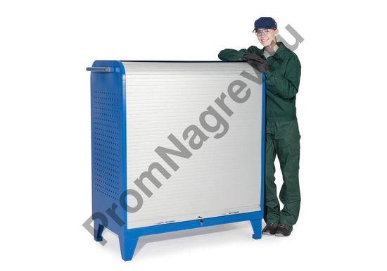 Оборудование для обеспечения безопасного хранения опасных для воды, невоспламеняющихся жидкостей и токсинов (согласно немецкому классу хранения TRGS 510).