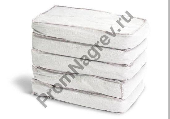 Сорбирующие подушечки для сбора при утечке нефтепродуктов и масла, 20*30 см, 20 шт.