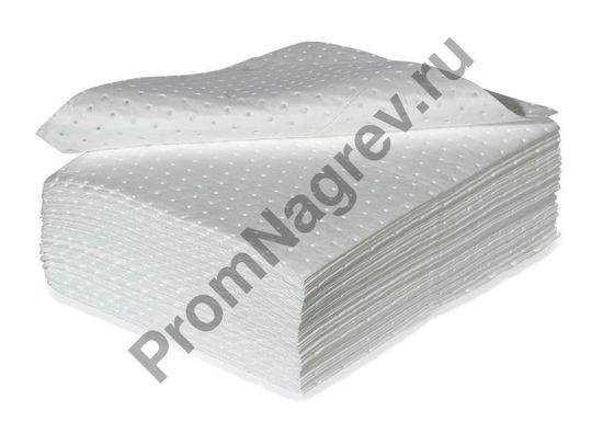 Сорбирующие салфетки из нетканого материала, эконом-вариант (тройной), лёгкий, трёхслойный, 40*50 см, 100 шт.