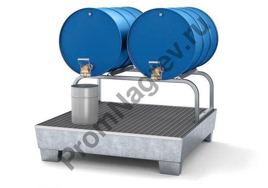 Необходимое оборудование для безопасного обращения с легковоспламеняющимися веществами класса Н224-226 и опасными для воды любого типа жидкостями, на которым можно осуществлять хранение, розлив, фасовку, дозировку и отпуск опасных веществ.
