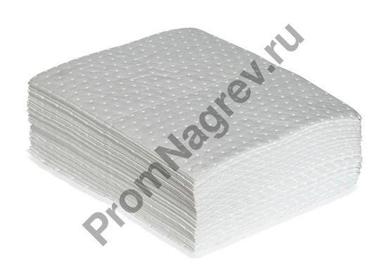 Толстые салфетки эконом-класса в количестве пятидесяти, размер 40 х 50 см.