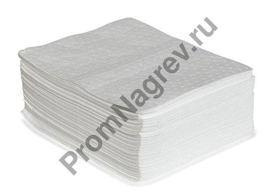 Тонкие салфетки эконом-класса в один слой (сто штук), размер 40 х 50 см.