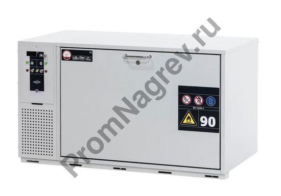 Оборудование имеет равномерным эффектом охлаждения с максимальной мощностью охлаждения 2 ° (при макс. комнатной температуре 25 °C).
